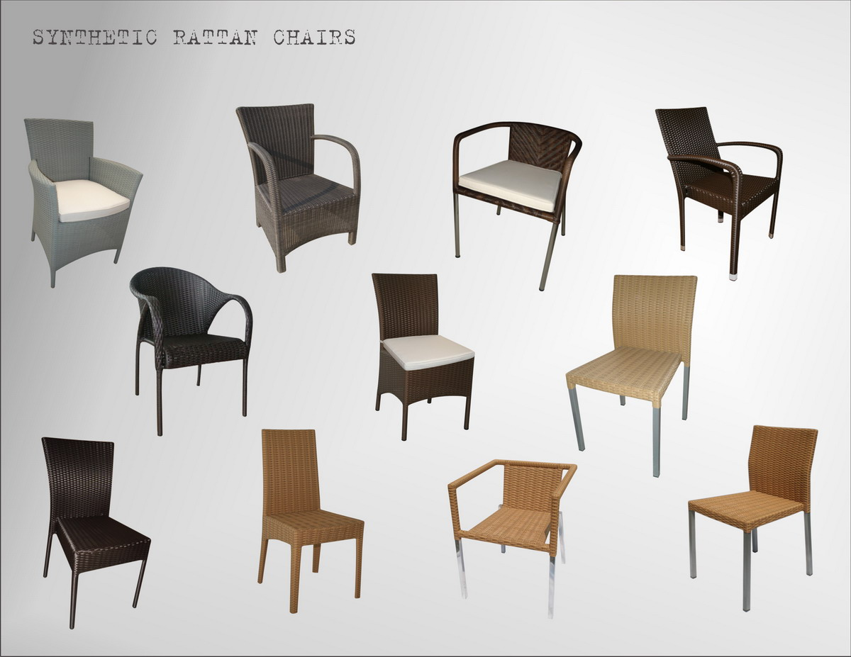 Synthetic Rattanread More Chair S. Synthetic Rattan Sofa   Refil Sofa